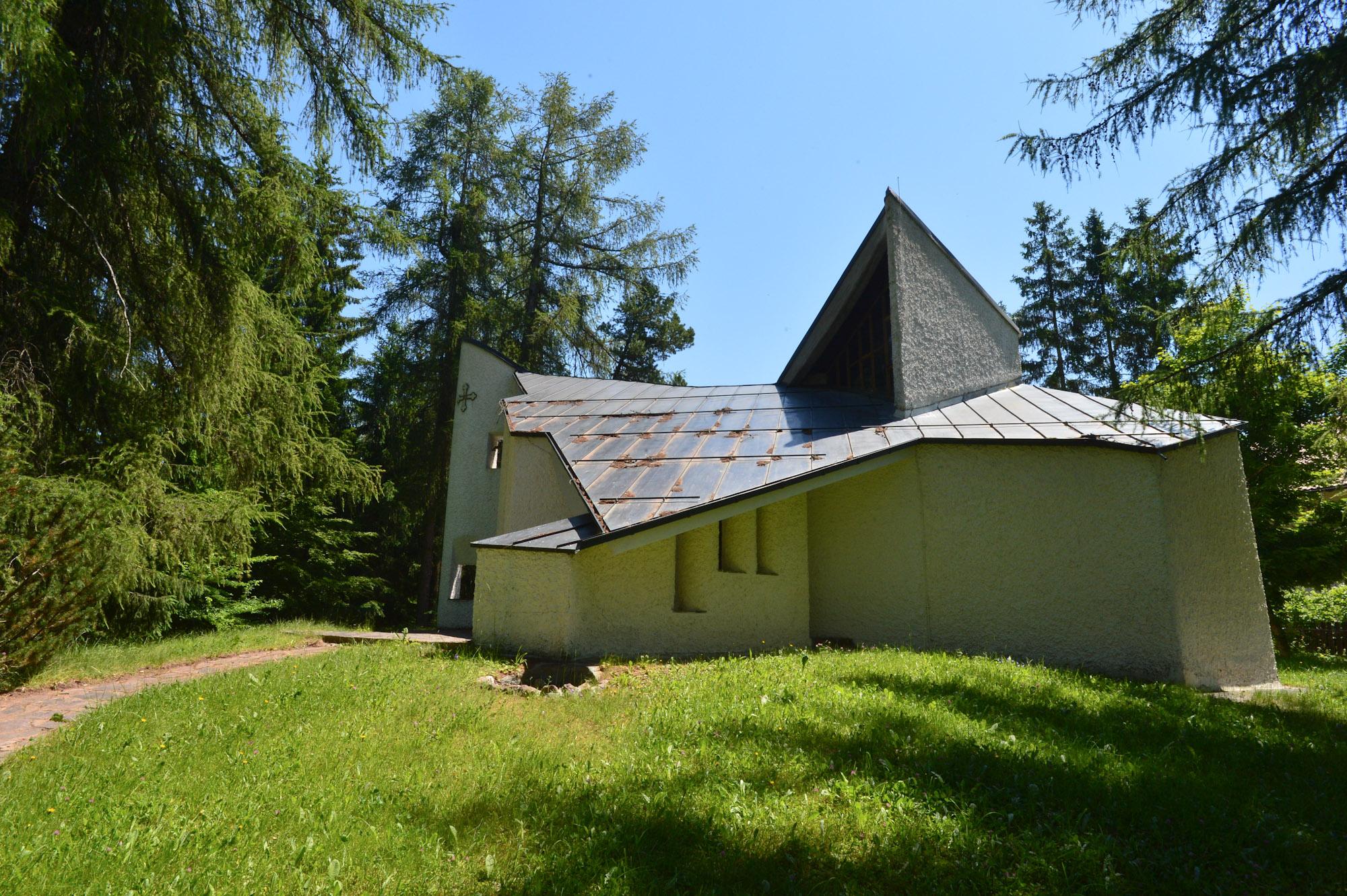 La chiesetta - Soggiorno Alpino